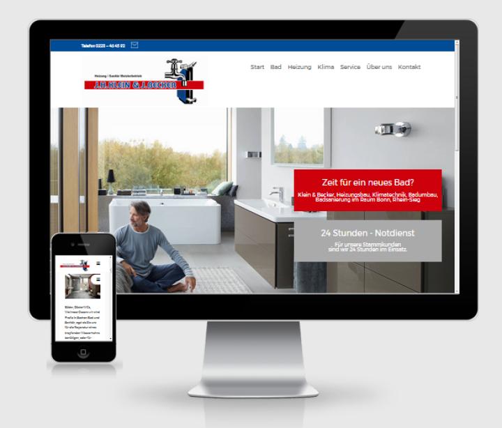 homepage erstellen in Wiesbaden, Darmstadt, Mainz