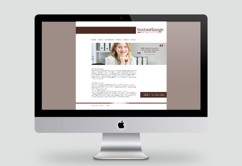 Homepage erstellen für Floristen, Blumenhandel, Gartencenter
