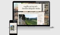 webseite für weinbauern, weinverkauf