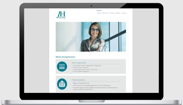 webdesign, homepage erstellen, flyer gestalten, drucken