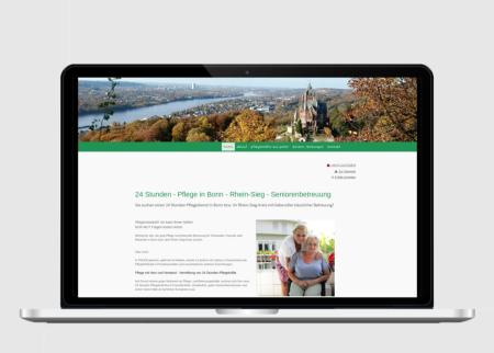 webdesign für pflegedienst in königswinter, bonn, bad honnef aegidienberg.de