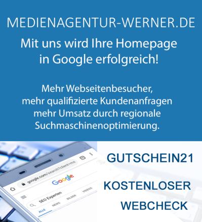 Nutzen Sie unseren kostenfreien Web -  Check (Technische & SEO Analyse) Wiehl, Gummersbach, Bonn, Siegburg, Hennef, Königswinter